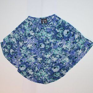 Other - 3/$15 girls super cute poncho style top